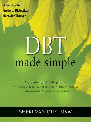 cover image of DBT Made Simple